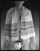 Memory Tallis and Yarmulkah, 1959